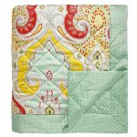 Jaipur Quilted Throw