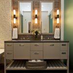 Modern Bathroom Graydon Bathroom Light Bathroom Cabinet Mirror Towel Bathroom Shelf Faucet Wooden Wall