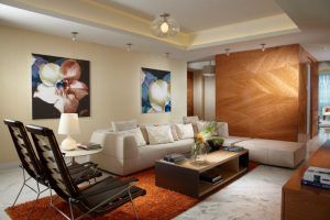 modern house interior carpet painting modern lamps storage table sofa modern chairs pillows ceiling lamp