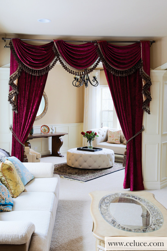 Living Room Curtains Ideas 2017
