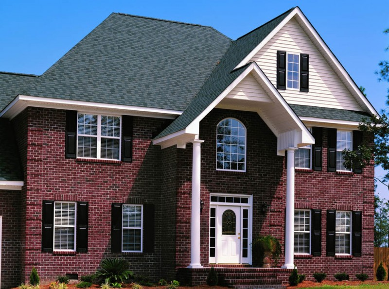 Modeling Your House With Painted Brick Exterior Decohoms
