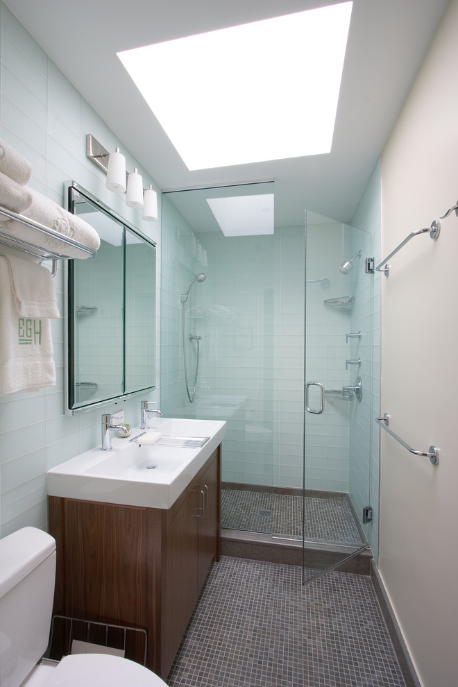 small bathroom remodel ideas towel rack faucet sink small tile toilet rack lamp mirror glass door