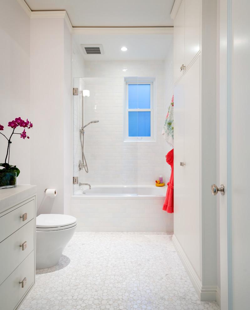 white bathroom ideas white door bathtub towel ceiling lamp drawer vase flower toilet shower window