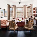 White Elegant Sofa Living Room Living Room
