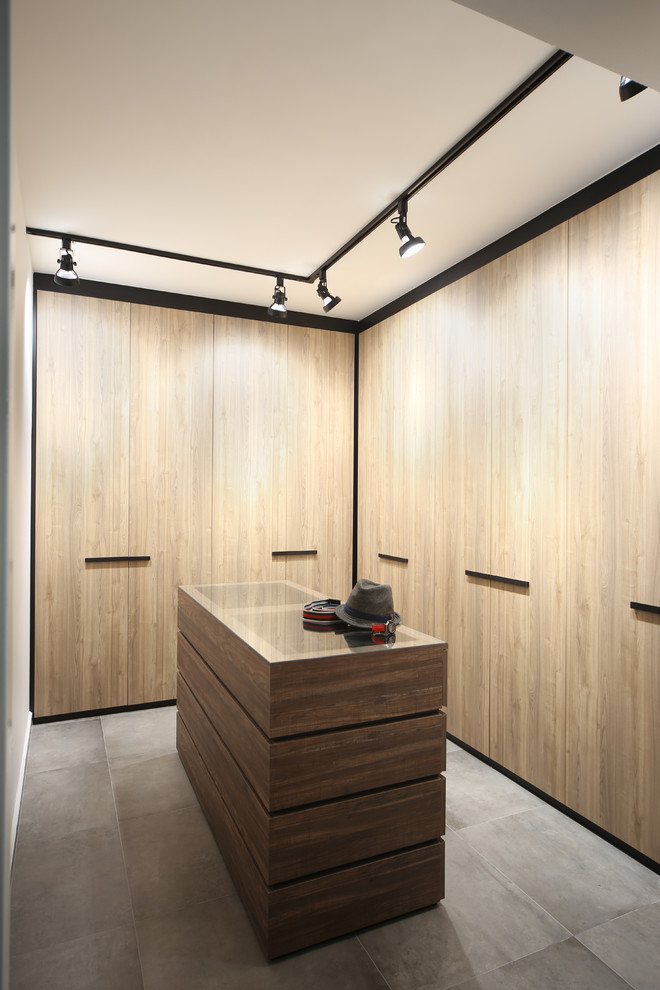 acacia closet organizer in minimalist style center island with glass top