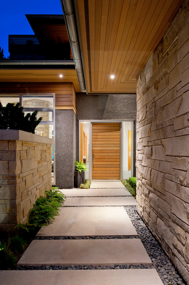 Ideas For Sloping Yard