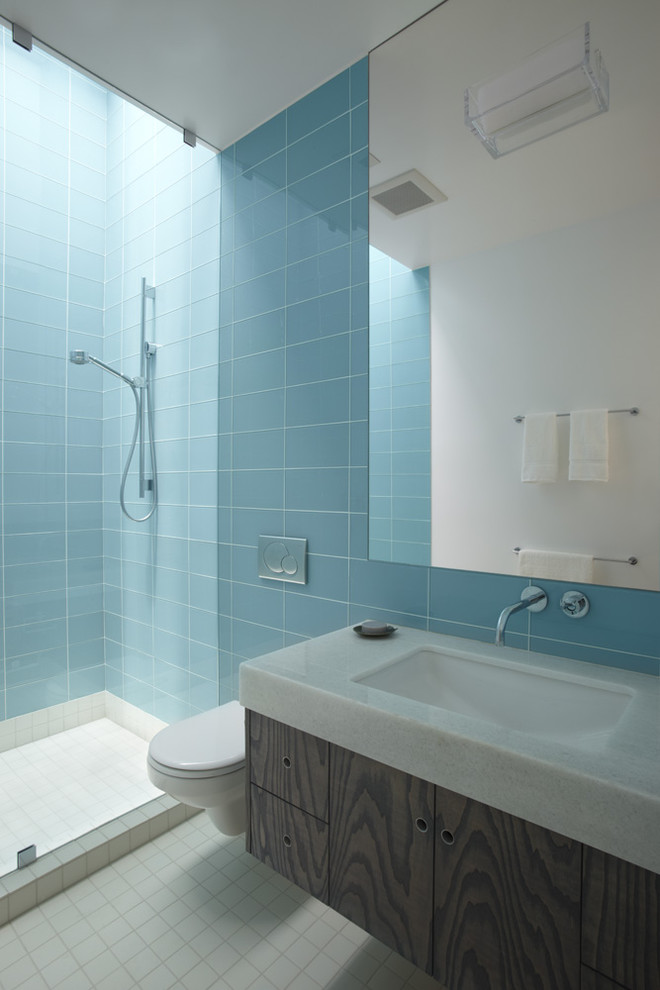 glazed bathroom tile 31 fantastic large blue bathroom tiles eyagci 12971