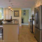 Kitchen Flooring Dining Chairs Hanging Lamp Curtains Wondow Carpet Cabinets Drawer Storage Classic Floor