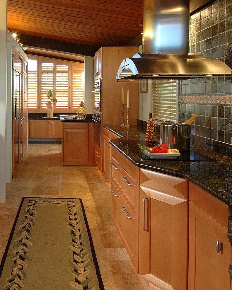 stone flooring for kitchen ingenious kitchen flooring ideas that will amaze you 5824