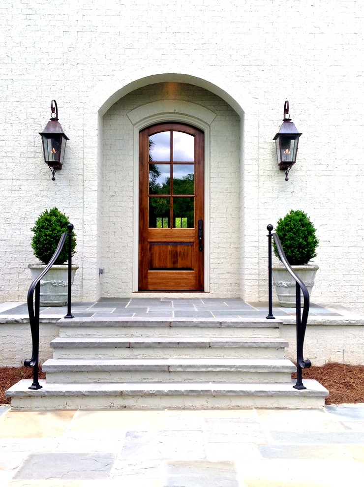 luxurious house door design entryway plant white traditional lamp luxurious door window wall stairs