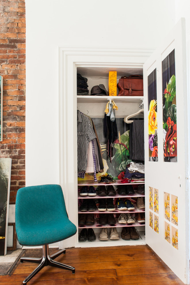 practical & compact closet organizer in small size