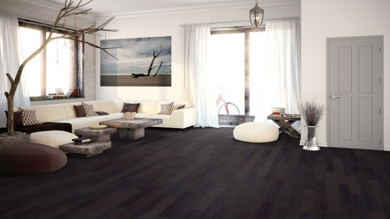 dark wood floors living room hardwood floors living rooms for you to choose decohoms 19888