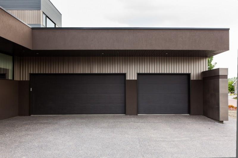 unique steel doors garage flat panel steel doors house exterior contemporary door simple design