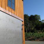 Unique Steel Doors Window Wood Pull Open Garage Door Outdoor Exterior Long Door Handle Metal Door