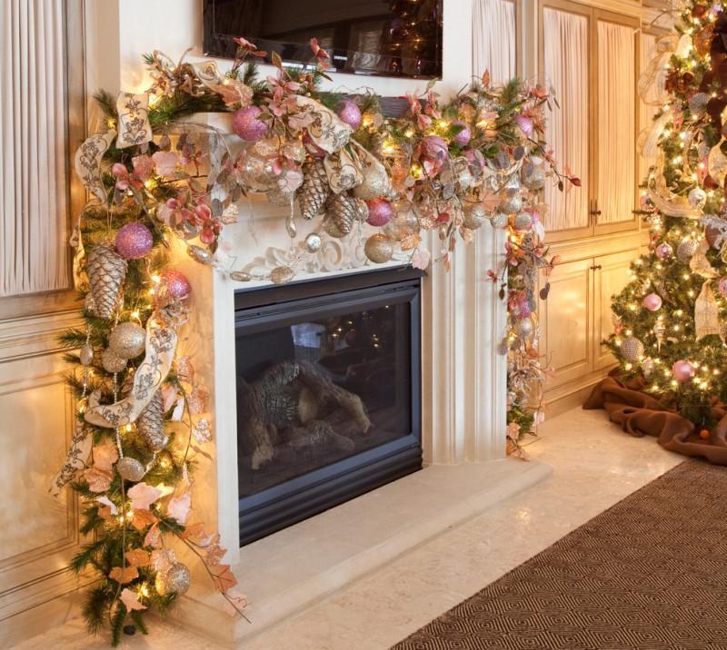 christmas interior custom flamorous fall mantel decoration christmas lamp tumbrl lamp fireplace