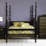 colour for walls in bedroom carpet drawers lamp bed pillows purple wall eclectic room