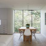 Cool Scandinavian Furniture Dining Room Plastic Chair With Eifell Tower Base Vinyl Flooring Simple Light Dining Lamp