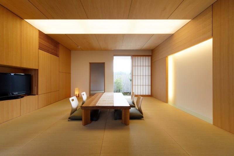 floor seating dining room impressive lighting unique floor chairs shoji door wood