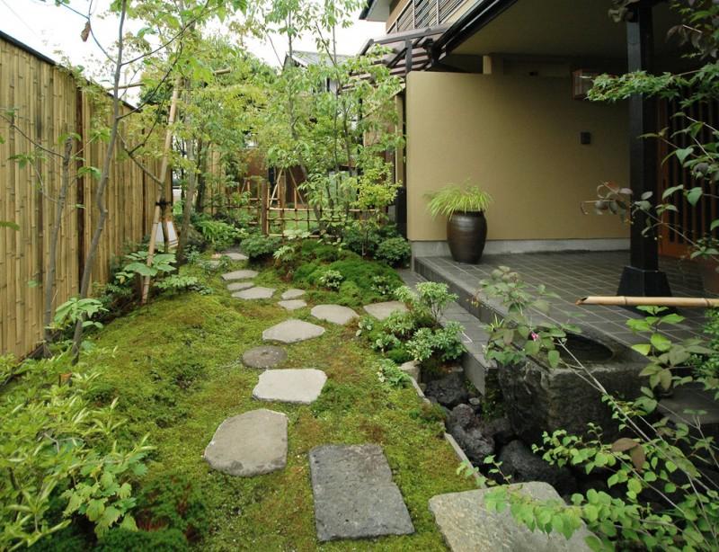 Japanese Garden Fence Bamboo
