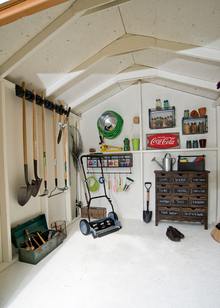 minimalist interior design storage shed tools lables traditional interior
