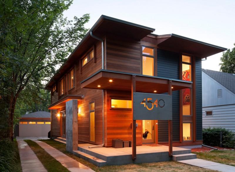 modern simple wood house windows number exterior door impressive lighting wooden walls
