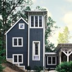 most beautiful exterior of house color combinations contemporary style blue white plants windows walls