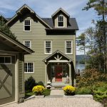 most beautiful exterior of house color combinations windows door flowers green dark colour traditional style