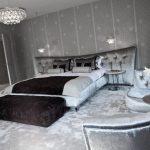 Ochre Lighting Arctic Pear Chandelier Arctic Pendant Flower Vase Luxurious Couch Italian Standing Mirror