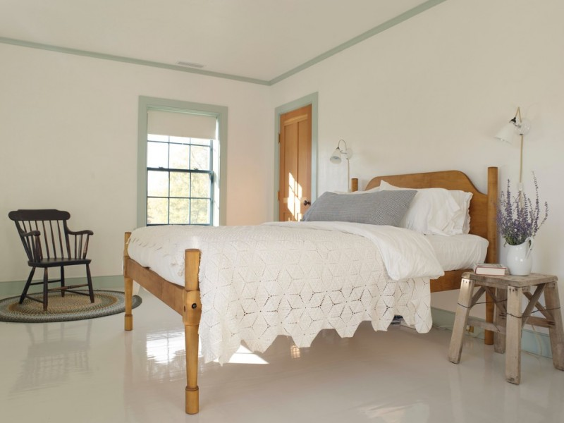 traditional wood bed design with shaped headboard cool shabby side table a couple of standing lamps