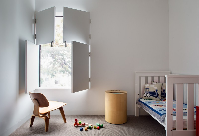 window design for small house big window bed toys carpet modern kids room pillows chair