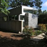 Window Design For Small House Trees Soil Wall Pathway Plants Windows Contemporary Exterior