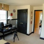 Baseboard Trim Style Window Table Stool Lamp Door Contemporary Kids Room