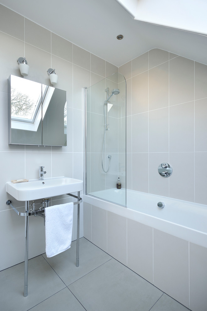 Cheap White Tiles For Bathrooms