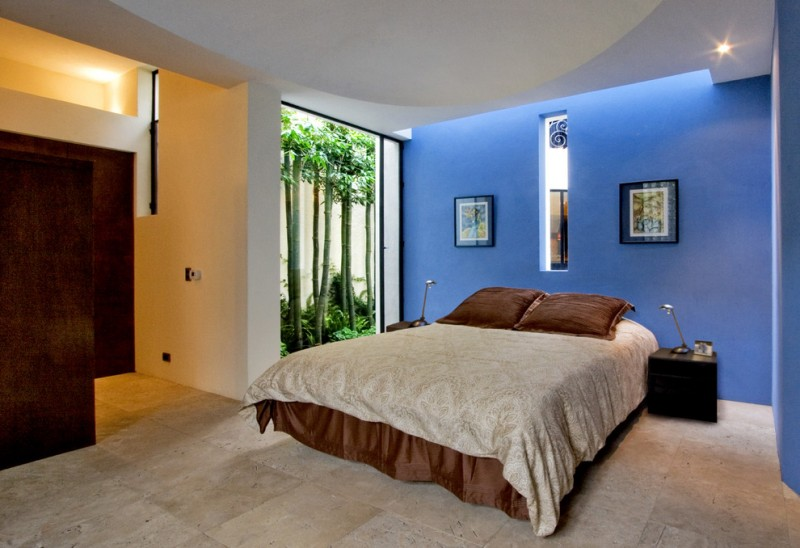 colors to paint your bedroom blue walls white ceiling lights bed pillows wall decors southwestern bedroom
