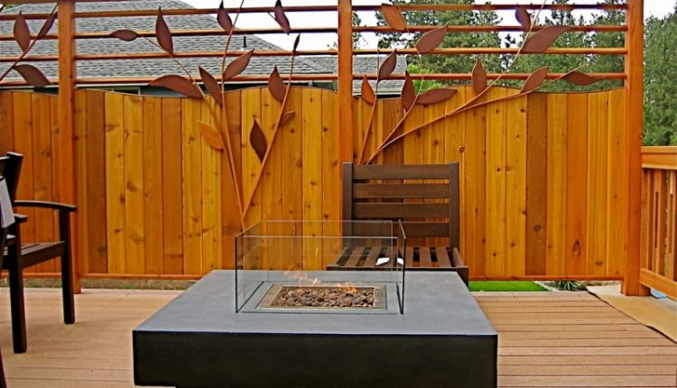 Cedar Privacy Fence