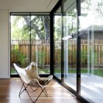 Exterior Pocket Doors Contemporary Living Room Fancy Metal Real Leather Hair Chair