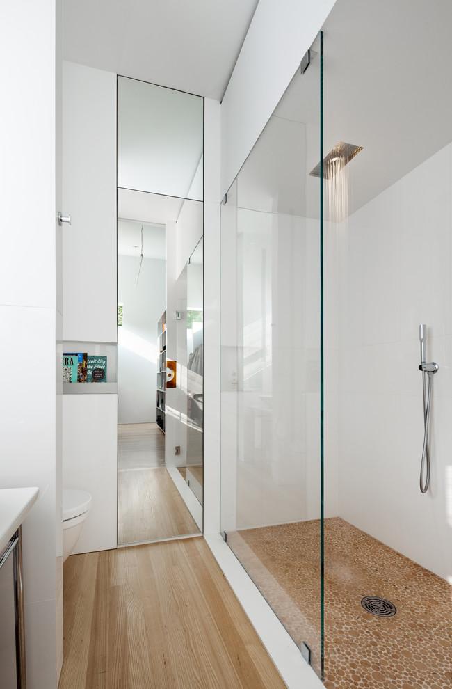 floor to ceiling mirror shower wall storage beautiful floor glass contemporary bathroom