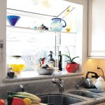 Greenhouse Windows For Kitchen Faucet Sink Knife Countertop Shelf Traditional Style Room