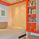 Guest Beds For Small Spaces Bookshelves Books Lights Lamps Contemporary Kids Room