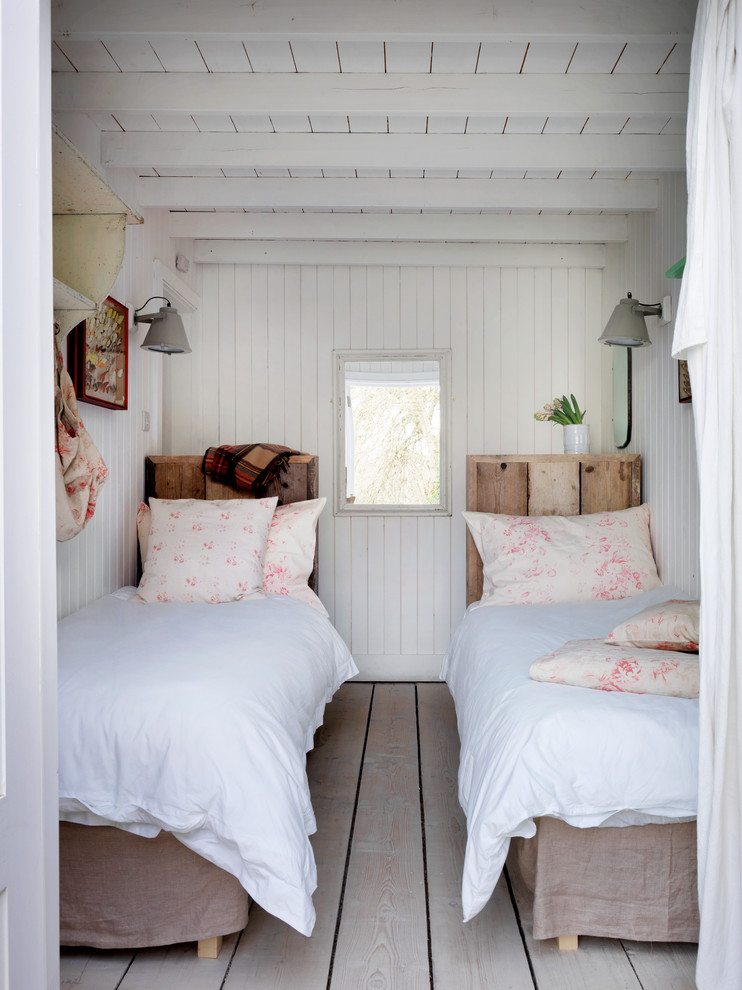 guest beds for small spaces window pillows lamps decorative plant beach style bedroom