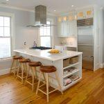 Kitchen Ideas For Small Kitchens On A Budget Rattan Square Napkin Boxes Balboas Stool Wood Flooring