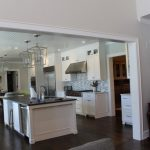 Kitchen Remodeling Nyc Chairs Table Hardwood Floor Chandeliers Carpet Wall Cabinets Backsplash Stove Rustic Room