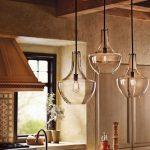 Lighting Pendant Lights For Kitchens Olde Bronze Kichler Everly Pendant Light Traditional Bronze Faucet Greenhouse Window