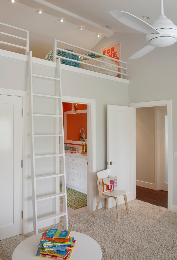 loft beds for teenage girls pink and red for like ever poster white ceiling fan with lamp ikea nordmyra chair
