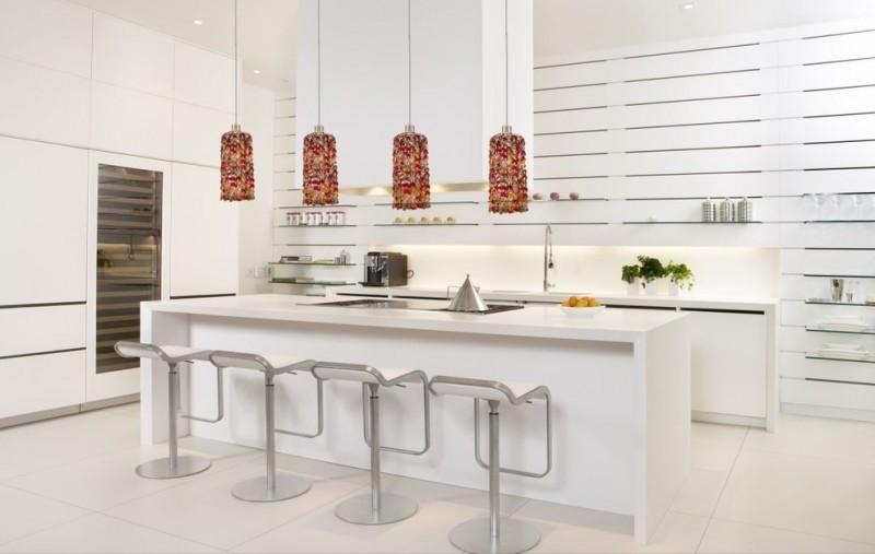 pendant lights for kitchens colorful crystal modern mini pendant lighting modern barstools