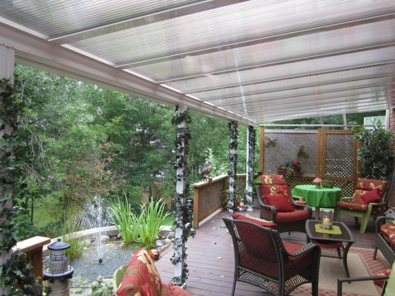 polycarbonate roof panels lumbar red pillow patio cover translucent polycarbonate material