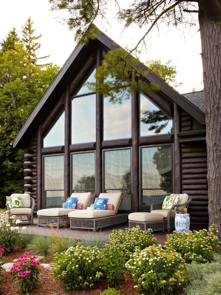 small a frame cabin plans exterior rattan couch footstool glass window unique vase