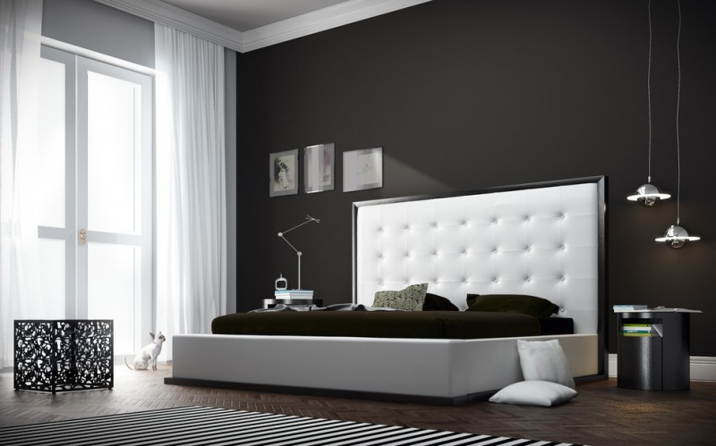 Fancy White Bedroom Furniture For Adults Decohoms