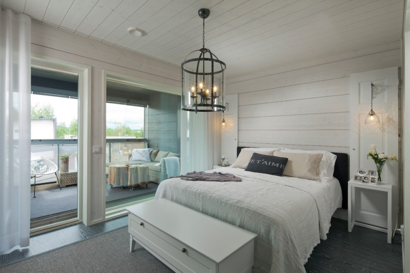white bedroom furniture for adults gray floor white table white wooden ceiling white bench with storage chandelier