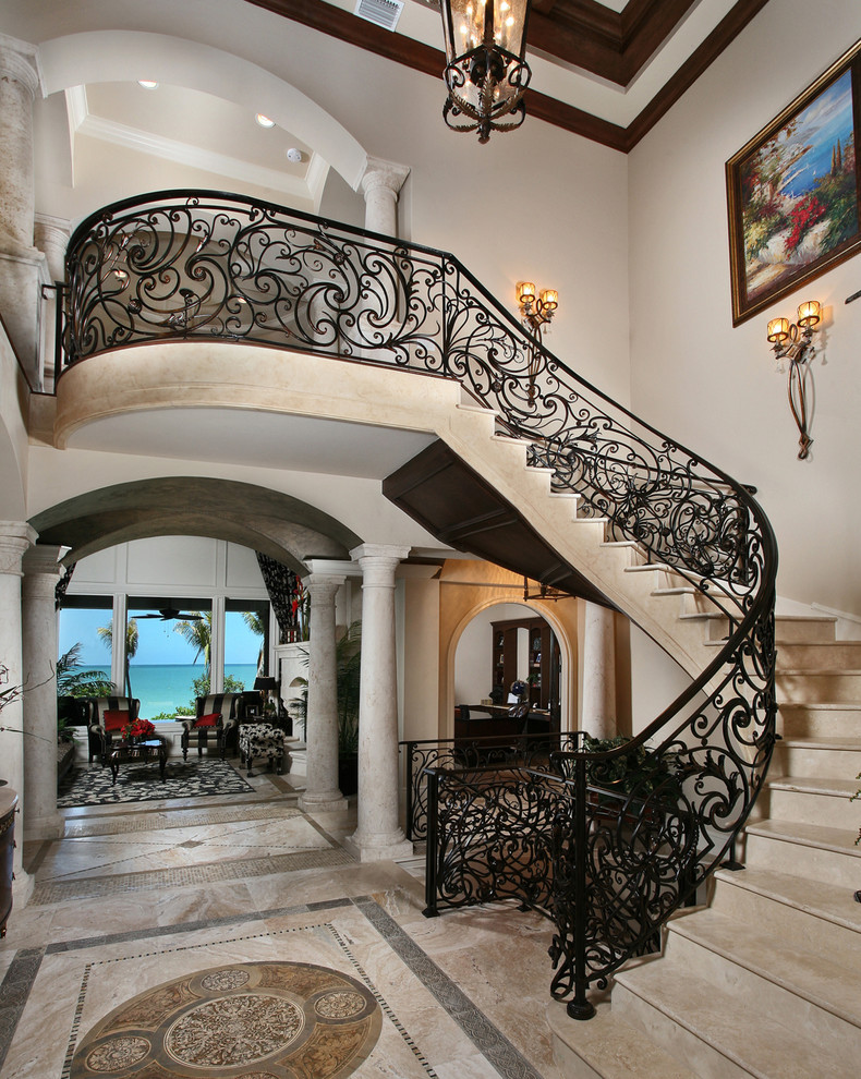 wrought iron stair railings interior minka lavery aston pin up light detailed iron stairs antique chandelier